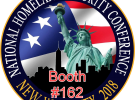 NUVIA Dynamics is at the National Homeland Security Conference in NYC